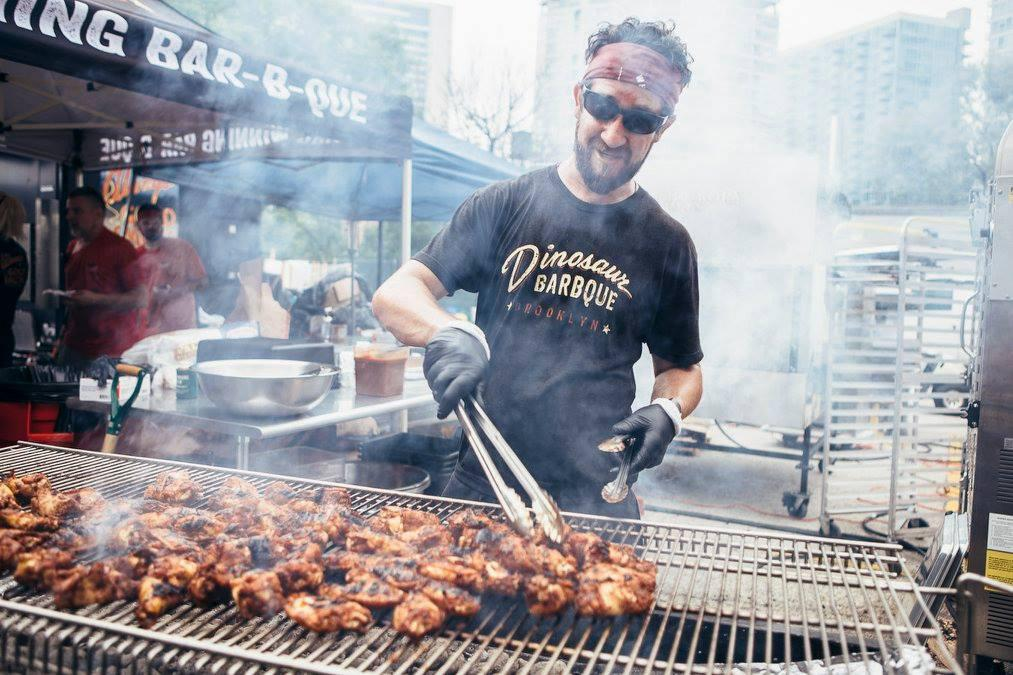 More than a dozen pit masters are stoking the flame – and your appetite. (Windy City Smokeout / Facebook)