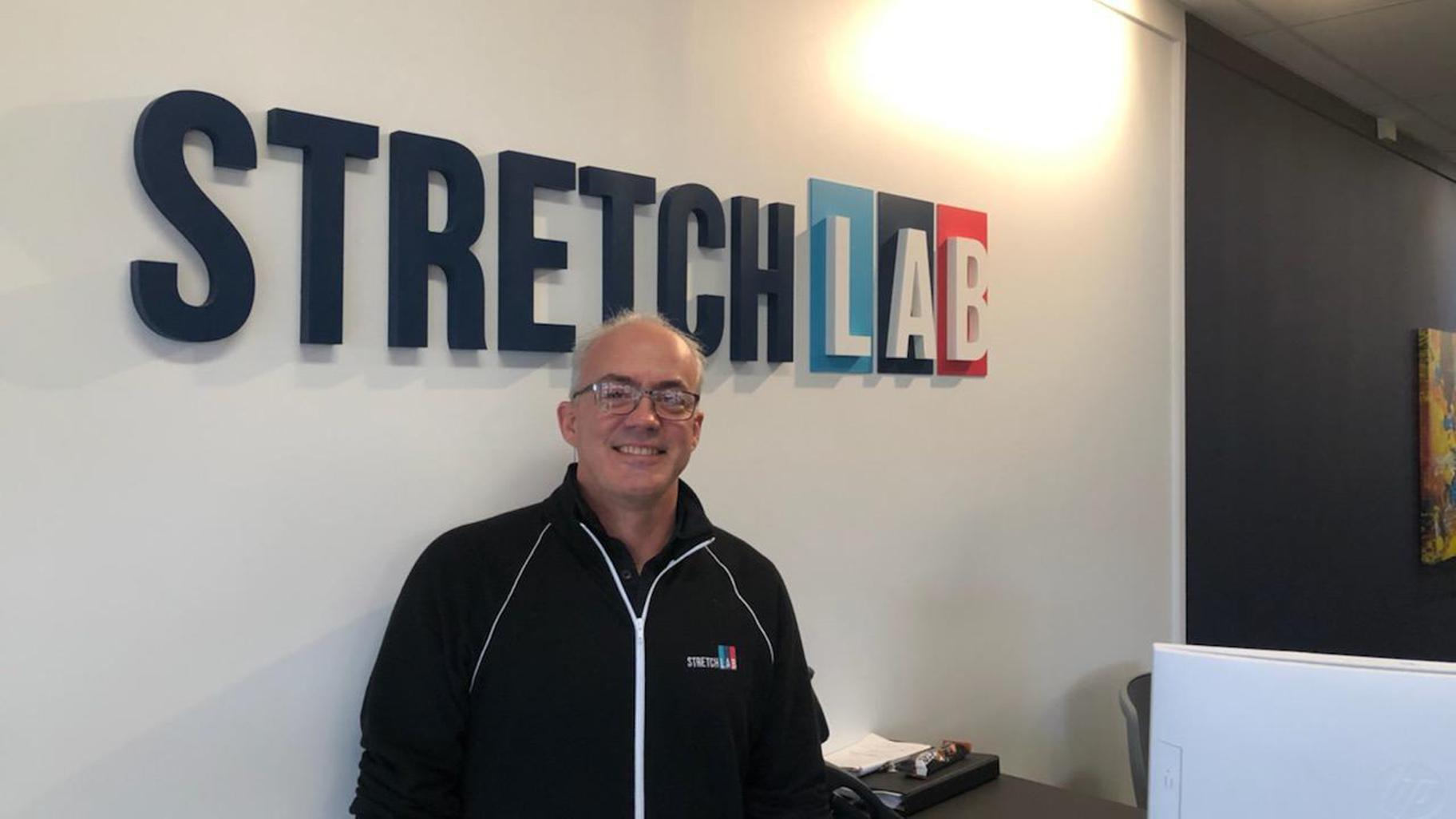 Jay Aldrich, owner of StretchLab in Willowbrook. (Courtesy of Aldrich)