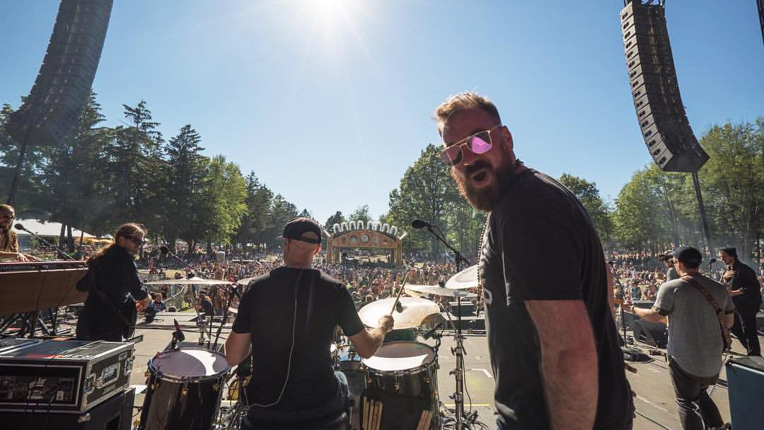 Denver-based band The Motet. (Brad Cauchy / Facebook)