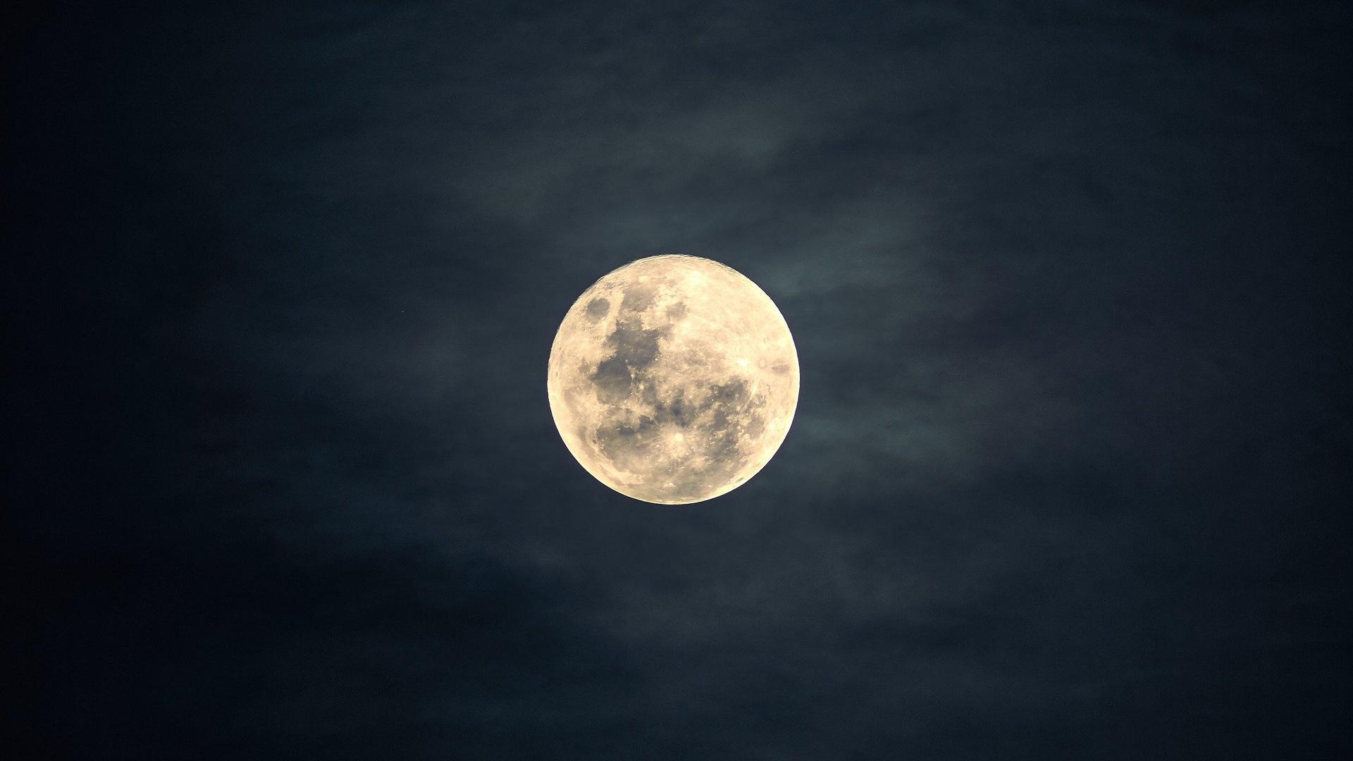 We're going to see a rare Halloween blue moon tomorrow