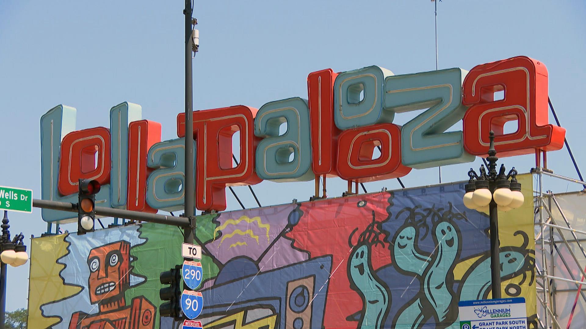 Lollapalooza regresará a Chicago a plena capacidad del 29 de julio al 1 de agosto de 2021. (WTTW News)