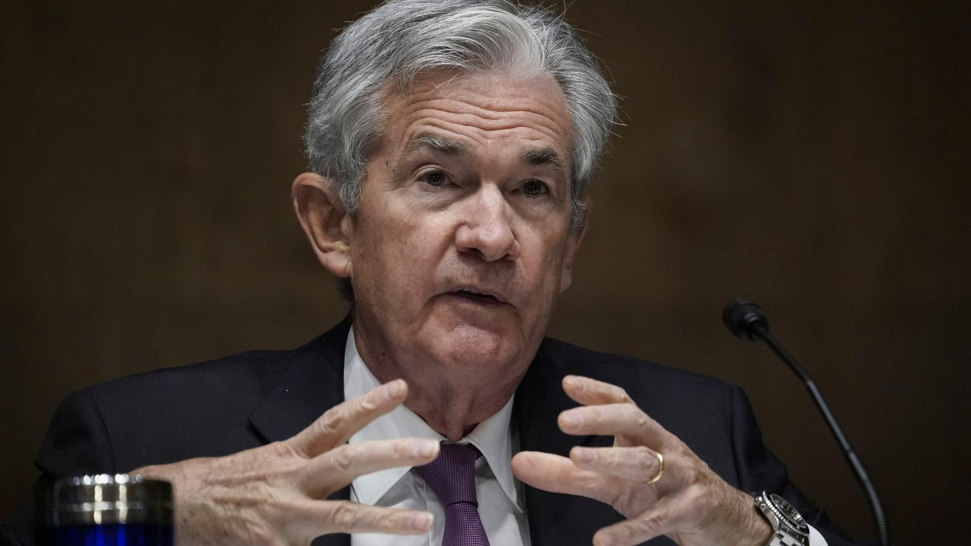Fed's Powell: Lack of Further Stimulus Imperils Recovery | Chicago News |  WTTW