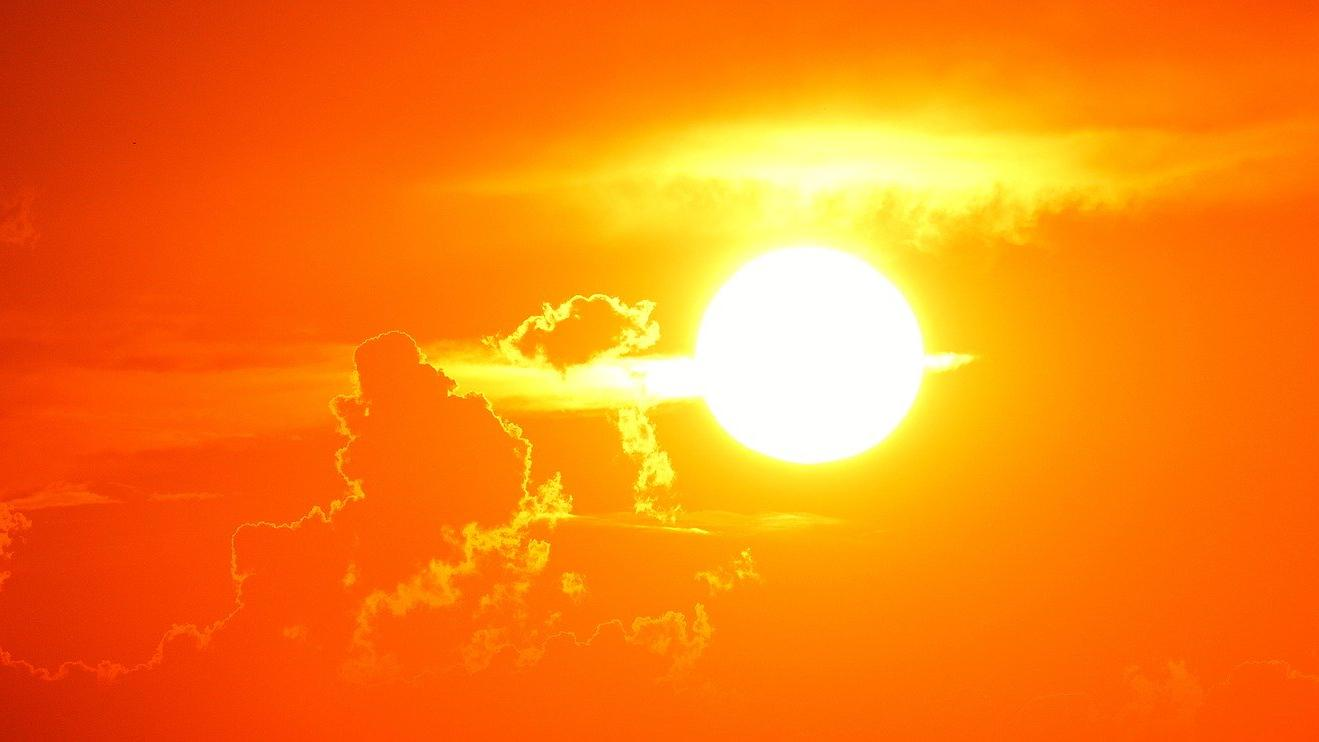 Temperatures hit 94 degrees, a record for June 2. (Pixabay)