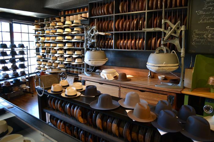 hatters shop