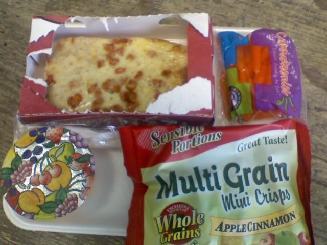 School Lunch Blogger | Chicago News | WTTW