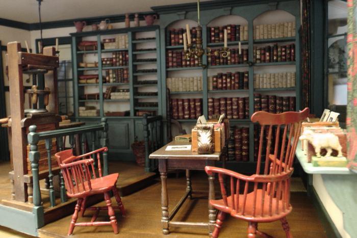 Thorne Miniature Rooms Chicago Tonight Wttw
