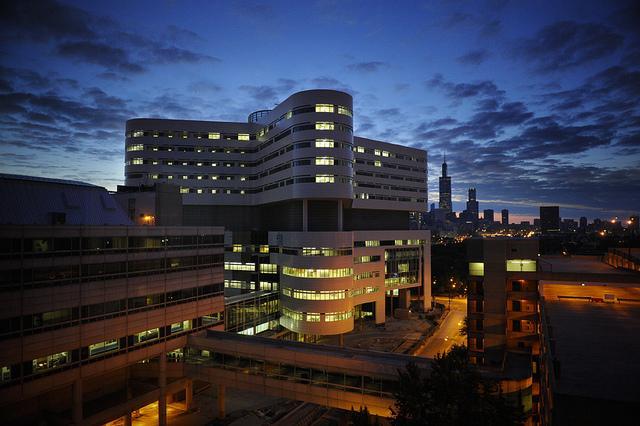 New Rush University Hospital   Chicago News   WTTW