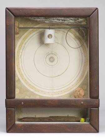 Joseph Cornell Boxes