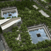 Aerial view. Image Credit: Squared Design Lab