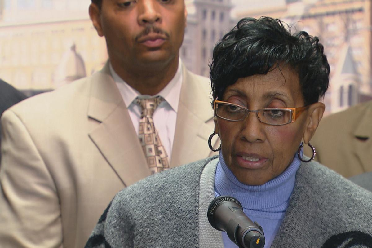 A file photo shows 34th Ward Ald. Carrie Austin. (WTTW News)