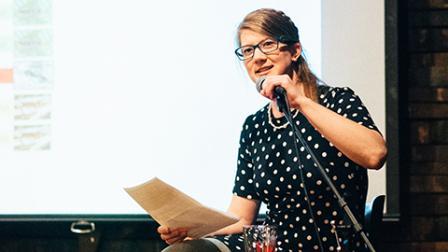 Emily Graslie (Photo by Joe Tighe)