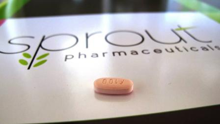 Addyi, the pink pill for women.