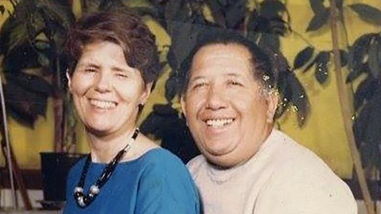 Lolly and Bob Rodriguez (Family photo)