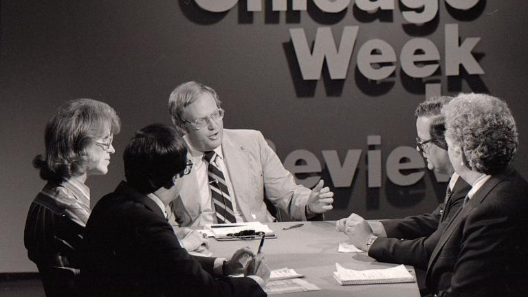 """Chicago Week in Review,"" 1980 (Chicago Tonight)"
