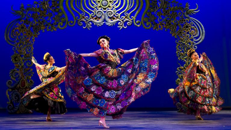 (Courtesy of Ballet Folklorico)