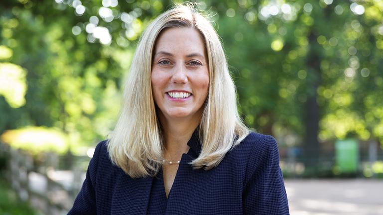 Current zoo director Dr. Megan Ross, Ph.D., has been selected to lead the venerable institution when current president and CEO Kevin Bell steps down at the end of the year. (Credit: Lisa Miller)