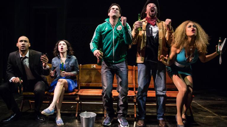 '2666' at Goodman Theatre