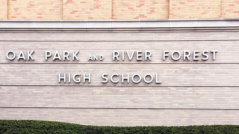 Oak Park and River Forest High School (OPRF / Facebook)