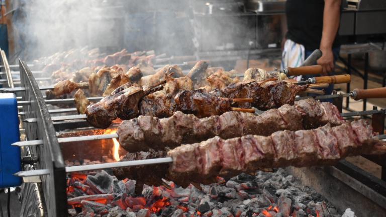 Taste of Greektown (Photo by Dimitri Kandalepas)