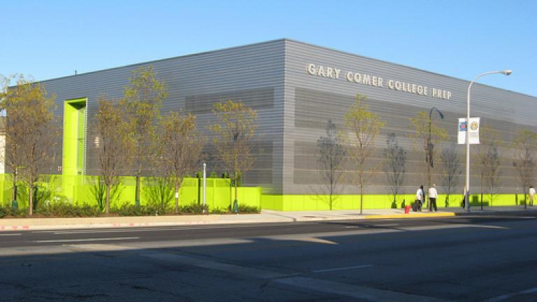 Gary Comer College Prep