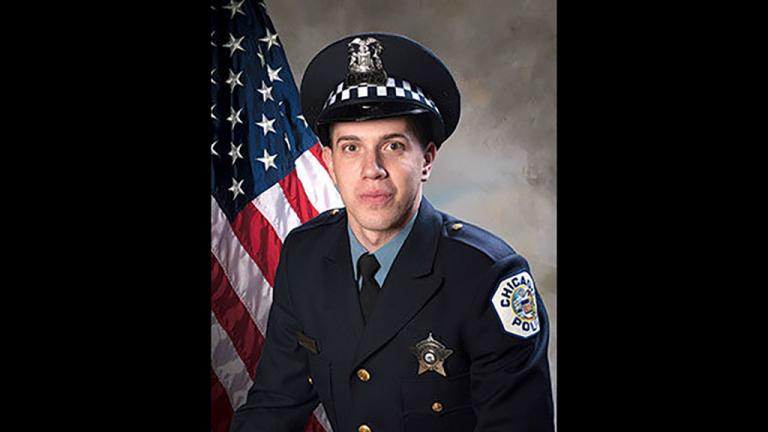Chicago Police Officer John Rivera (Chicago Police Department)