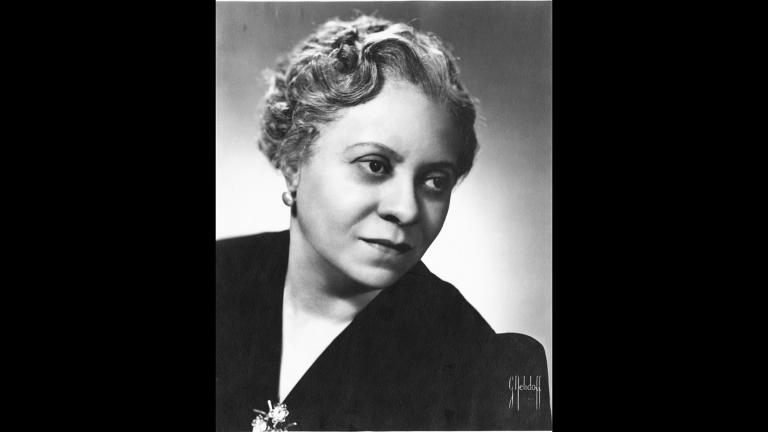 Florence Price (Courtesy of the CSO)