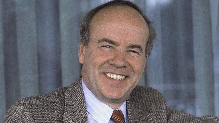 A Feb. 15, 1983 file photo shows comedian Tim Conway. (AP Photo / WF, File)