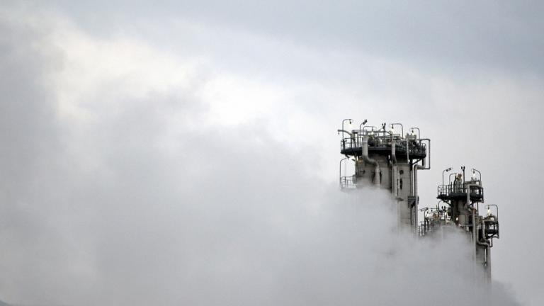 This Jan. 15, 2011 file photo, shows a part of Arak heavy water nuclear facilities, near the central city of Arak, 150 miles southwest of the capital Tehran, Iran. (Mehdi Marizad / Fars News Agency via AP, File)