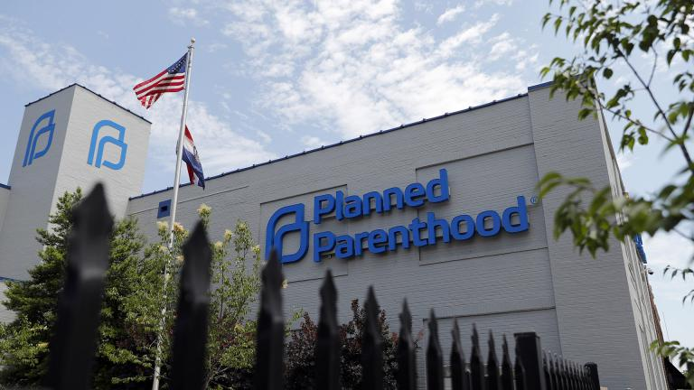 In this June 4, 2019, file photo, a Planned Parenthood clinic is photographed in St. Louis. (AP Photo / Jeff Roberson, File)