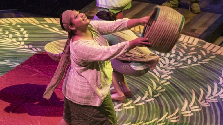 """Albany Park Theater Project presents """"FEAST"""""""