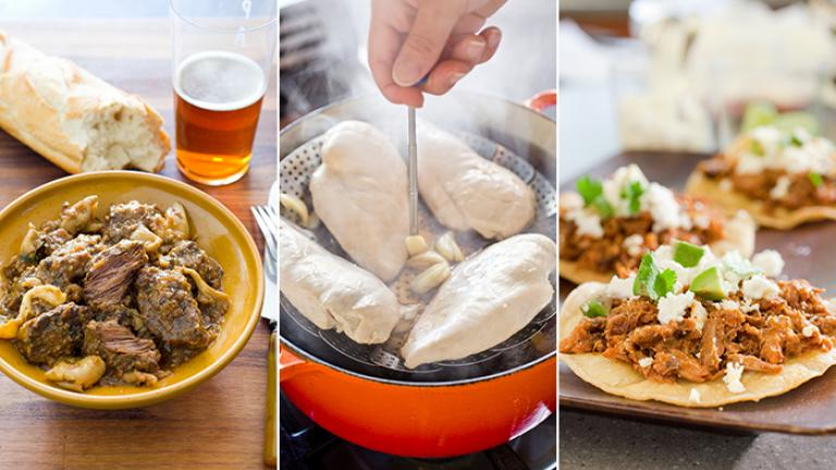 America's Test Kitchen recipes (Carl Tremblay)