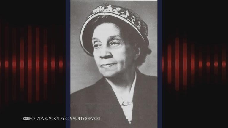 Ada McKinley (Courtesy Ada S. McKinley Community Services, Inc.)