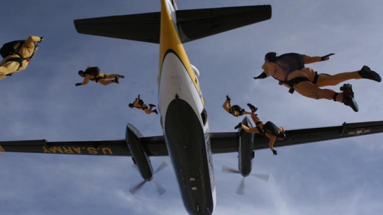 The Air and Water Show is Aug. 15 and 16
