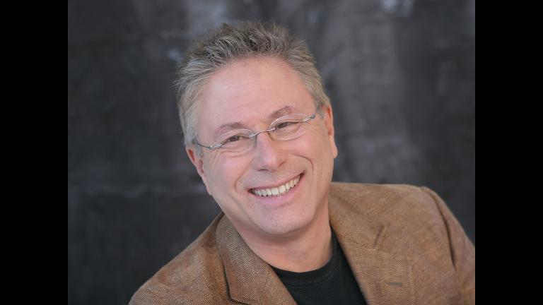 Alan Menken (Photo courtesy of CAMI)