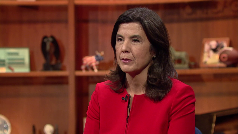 "Anita Alvarez on ""Chicago Tonight"""