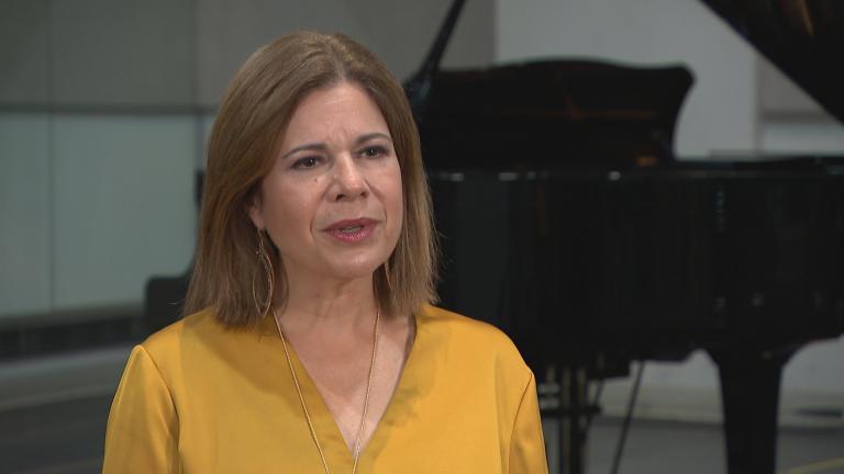 Ana María Martínez (WTTW News)
