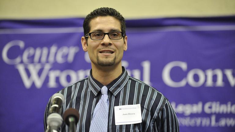 Juan Rivera (© Northwestern Pritzker School of Law)