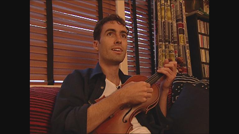 Andrew Bird in 2011 (WTTW News)
