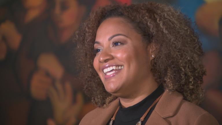 Anyiné Galván Rodríguez (WTTW News)