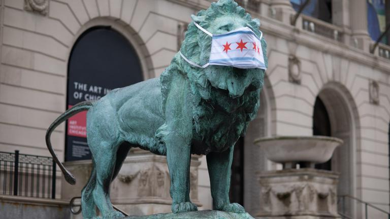 Chicago's museums are shutting down for the second time due to coronavirus restrictions. (Heidi Zeiger / Office of the Mayor)