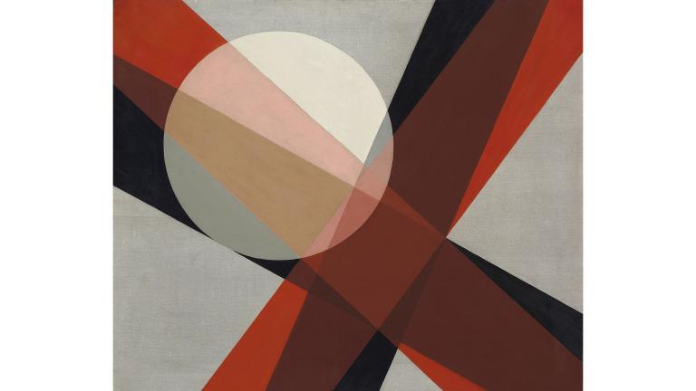 László Moholy-Nagy. A 19, 1927. Hattula Moholy-Nagy, Ann Arbor, Michigan. © 2016 Hattula Moholy-Nagy/VG Bild-Kunst, Bonn/Artists Rights Society (ARS), New York.