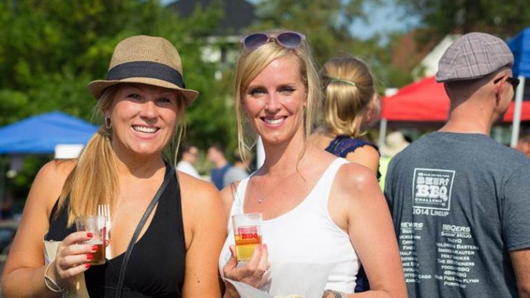 Old Irving Park Beer and BBQ Challenge