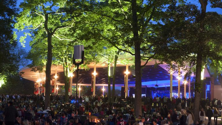 (Courtesy of Ravinia Festival)