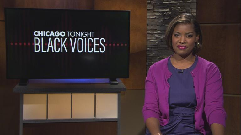 "Brandis Friedman hosts the 52nd episode of ""Black Voices."" (WTTW News)"
