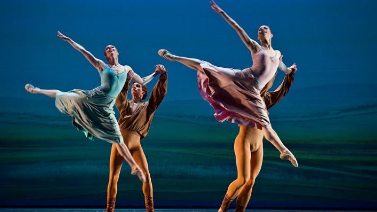 """Ballet West, """"Sinfonietta"""" (1); photo by Luke Isley"""