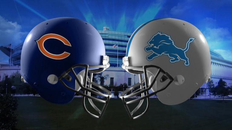 """Former Bears offensive lineman James """"Big Cat"""" Williams give us his take on Fields as starter and his three keys to the game against the Browns. (WTTW News graphic)"""
