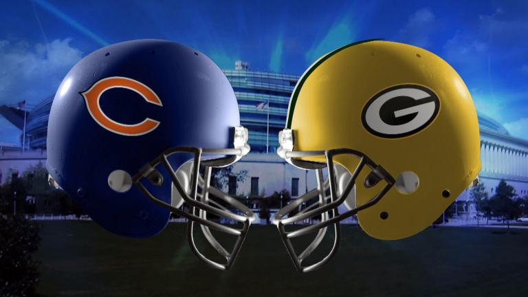"""Former Bears offensive lineman James """"Big Cat"""" Williams give us his take on Fields as starter and his three keys to the game against the Packers. (WTTW News graphic)"""