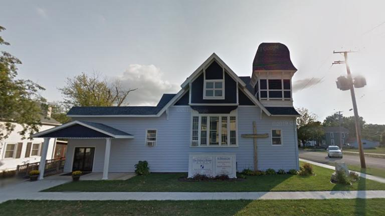 The Beloved Church at 216 W. Mason St., in Lena, Illinois. (Google Maps)