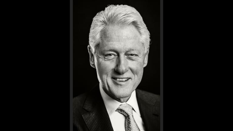 Former President Bill Clinton (Courtesy of Innovation Arts & Entertainment)