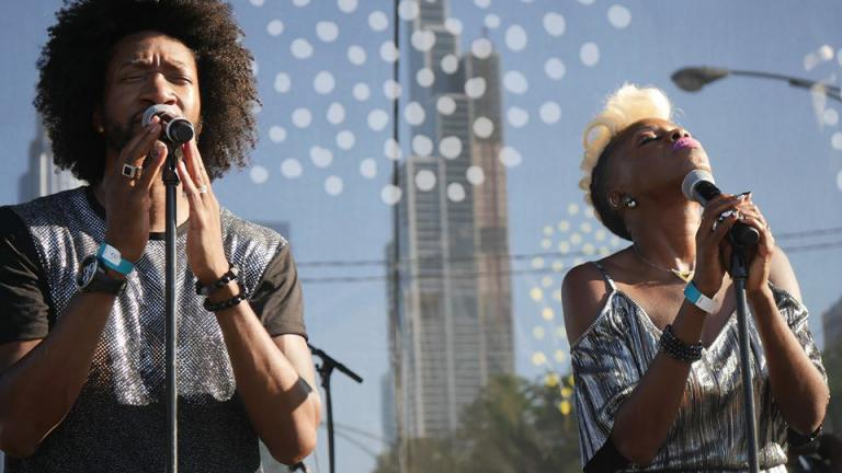 Chicago is taking some of its popular music fests online. (Courtesy Department of Cultural Affairs and Special Events)